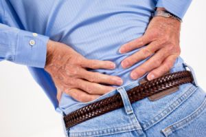 Chronic back pain: diagnosis and treatment